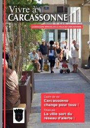 Vivre à - Carcassonne