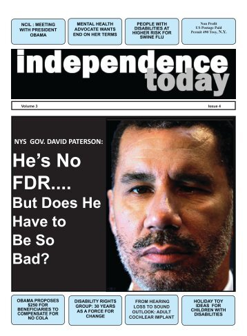 Issue 19 - Independence Today