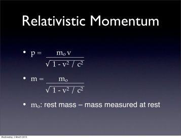 how to find mass in work and energy physics