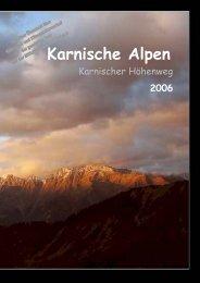 Karnische Alpen - Ulidauben.de