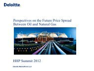 An Industry Expert's Perspective on the Future Price Spread ... - HHP