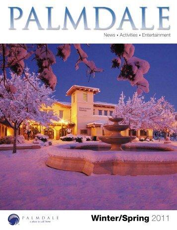 Winter-Spring Guide 2011 - Palmdale