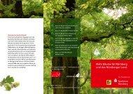 Flyer Mehr Bäume zum Download - Sparkasse Nürnberg