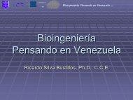 Bioingeniería, Ing. Ricardo Silva Bustillos