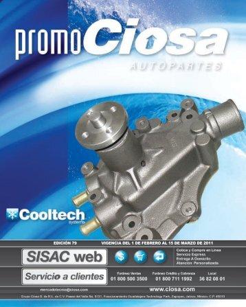 edición 79 vigencia del 1 de febrero al 15 de marzo de 2011