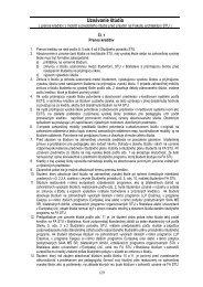 Uznávanie štúdia - Fakulta architektúry STU