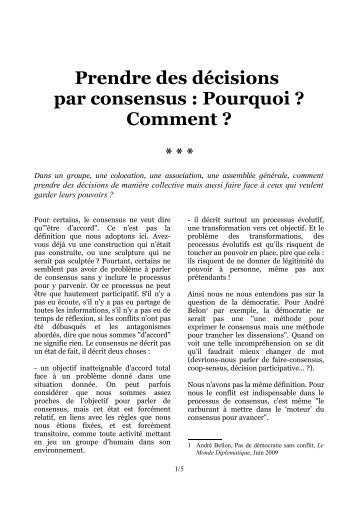 Décider par consensus PDF a4