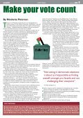INSIDE: - Palestine Solidarity Campaign - Page 3