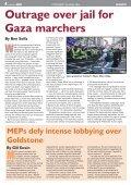 INSIDE: - Palestine Solidarity Campaign - Page 4