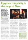 INSIDE: - Palestine Solidarity Campaign - Page 6