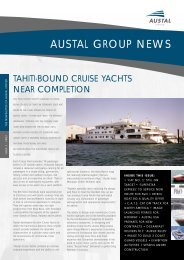 Issue 1 2003 - Austal Ships