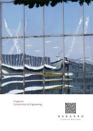 Singapore Construction & Engineering - Nabarro