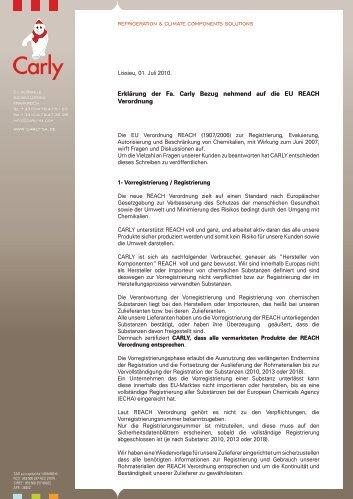 Mitteilung REACH (pdf - 751 ko) - Carly