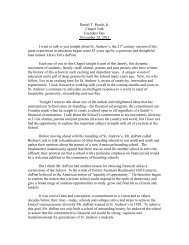 November 28, 2012 - Saint Andrew's School Archive