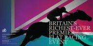 Karl Oliver Chief Executive British Champions - British Horseracing ...