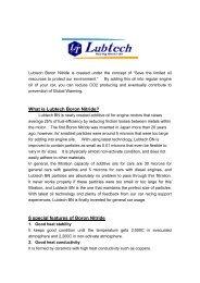 ZYP BORON NITRIDE LUBRICOAT NH AND LUBRICOAT     - Pyrotek