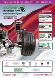 Vehicle Manufacturing & Automotive Technology Indonesia 09 ...
