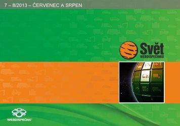 7 – 8/2013 – ČERVENEC A SRPEN