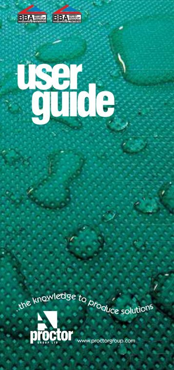 Roofshield User Guide.pdf - Raven Roofing Supplies