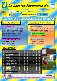 La Gazette Feytiacoise n°9 - Footeo