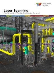Laser Scanning - Mustang Engineering Inc.