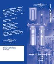 permasolvent® Primus DN 40 - Perma Trade Wassertechnik GmbH