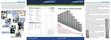 TC16 PDF Flyer Download - Hollin Applications