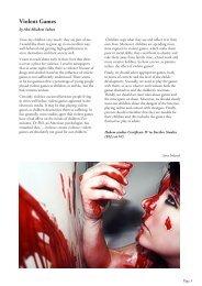 Issue 7 2010 - TLS - Victoria University