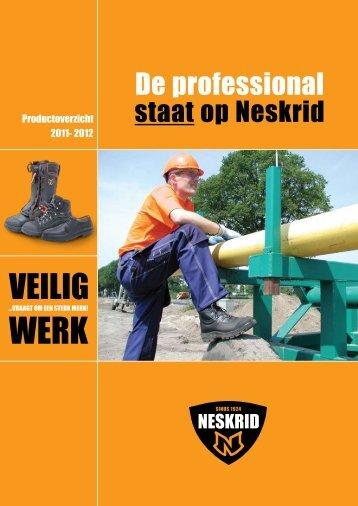 Catalogus Neskrid veiligheidsschoenen - PROFI-TEX.NL