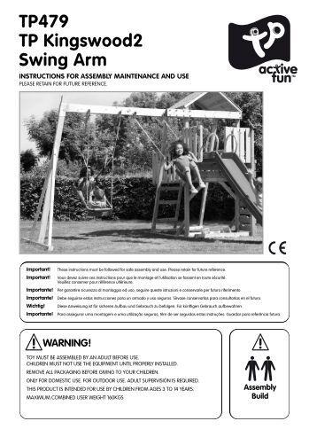 tp slide assembly instructions