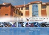 CEDAT Prospectus - College of Engineering, Design, Art and ...