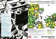 PÃ¥ vej mod Kommuneplan 2013 - Dansk Byplanlaboratorium