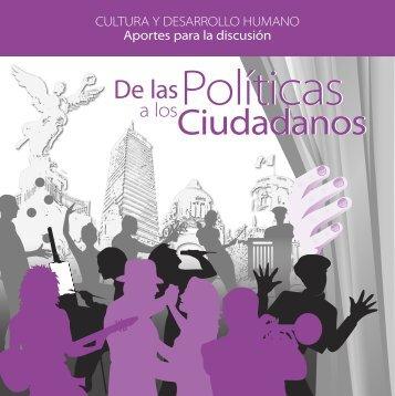Ciudadanos Ciudadanos - Programa de las Naciones Unidas para ...