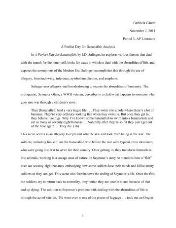 english essay short story