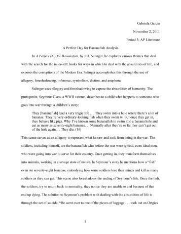 english short story essay 2