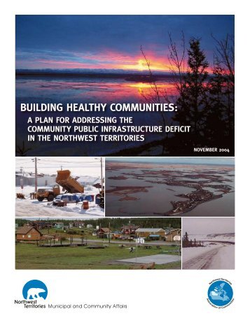 Building Healthy Communities - Department of Municipal and ...
