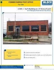 3210 Fiberglass Road.pdf - Block and Company
