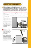 oWNER'S MANUAL 2013 - Easy Wood Tools - Page 7