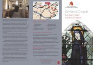 St Mary's Church, Fordwich, Kent - The Churches Conservation Trust