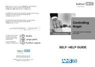 Controlling Anger - Self Help Guide - The Arden Medical Centre