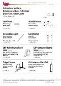 Rohrschellen für Wickelfalzrohre - LBF Lufttechnik GmbH - Seite 2
