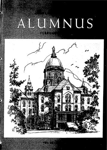 40-Year Reunion - Archives - University of Notre Dame