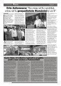 Premierul , vizită de lucru la Călăraºi Ponta Premierul ... - Obiectiv - Page 5