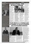 Premierul , vizită de lucru la Călăraºi Ponta Premierul ... - Obiectiv - Page 6