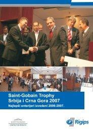 Saint-Gobain Trophy Srbija i Crna Gora 2007. - Rigips