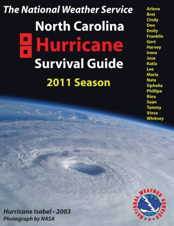Survival Guide North Carolina - the Town of Belville
