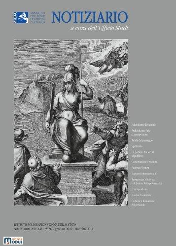 dicembre 2011 - Pubblicazioni Ufficiali dello Stato - Istituto ...