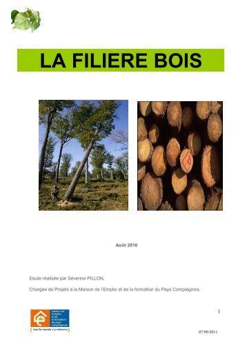 La filiere bois energie en haute gironde pays de la for Maison de l emploi et de la formation beauvais