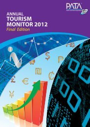 annual tourism monitor 2012