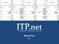 Media Pack - ITP.net